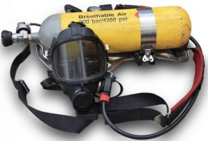 Fire Department SCBA Self Contained Breathing Apparatus