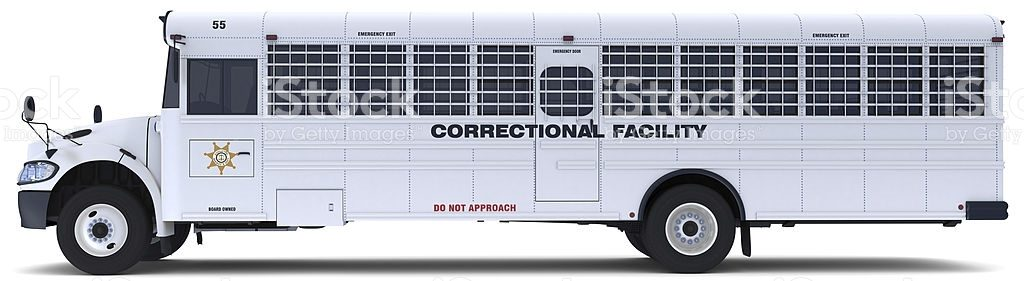 prisoner transport buses & vans