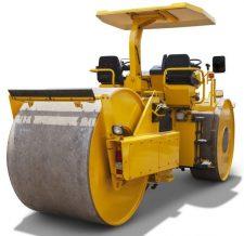 Municipal Leasing Asphalt Roller